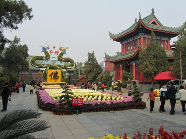 Great Xiang Guo Temple, Kaifeng