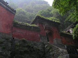 Taoist Temple - Wudang Mountain.