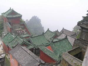 The Forbidden City - Wudang Mountain
