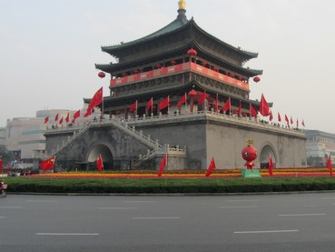 The Bell Tower, Xian