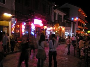 Yangshuo West Street Night Life